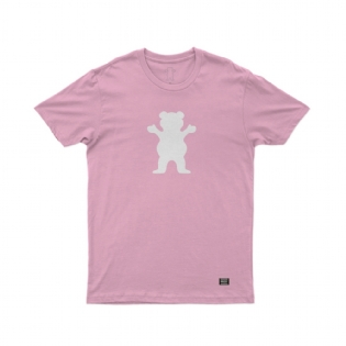 Camiseta Grizzly OG Bear Tee - GMA2001P01